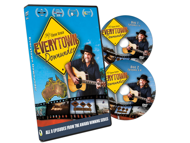 EVERYTOWN DOWNUNDER NOW AVAILABLE FOR PURCHASE