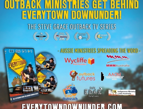 OUTBACK MINISTRIES SUPPORT EVERYTOWN DOWNUNDER